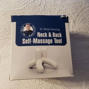 Dr Berg Other - Dr Bergs Neck Self Massage tool